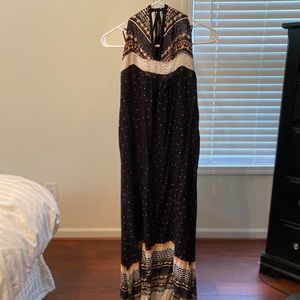 Forever 21 halter dress, large $8
